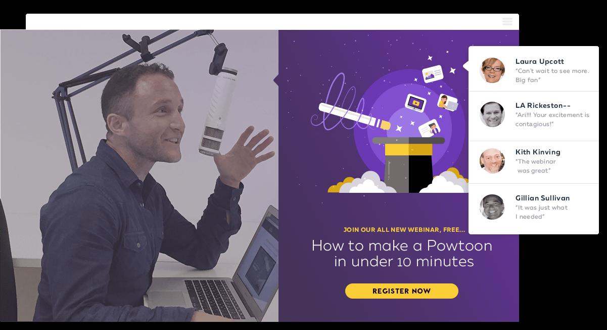 Best presentation website